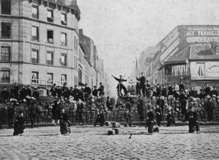 Paris Commune Image public domain