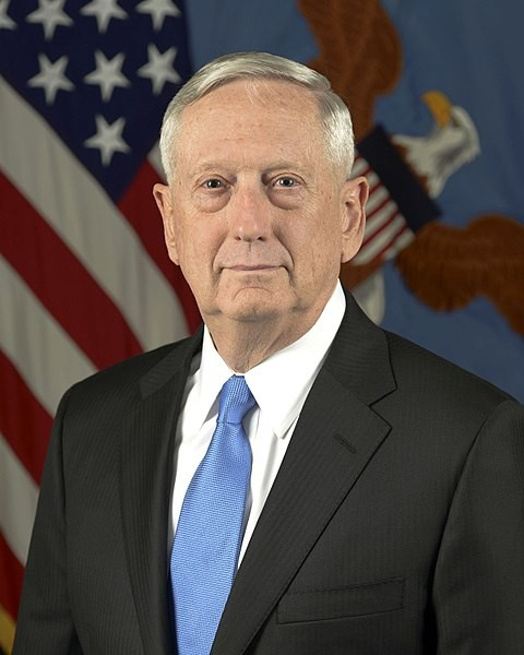 James Mattis Image Monica King