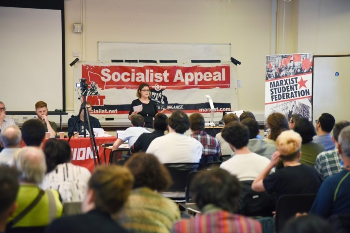 Fighting the far right Image Socialist Appeal
