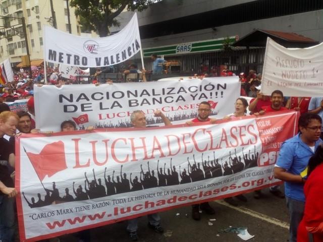 Venezuela May Day 2017 2 PHOTO own work
