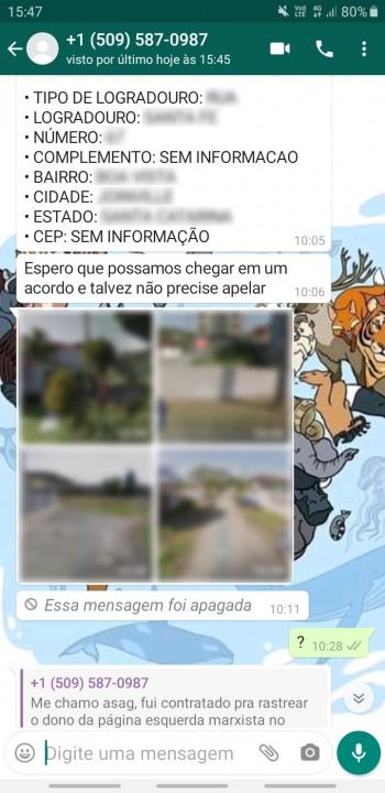 Screenshot 2 WhatsApp