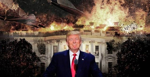 Trump hotar att rasera hela efterkritgstidens system av världshandel. Bild: Socialist Appeal