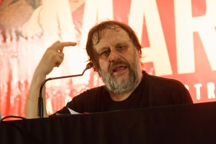 Zizek Image Flickr Secom UnB