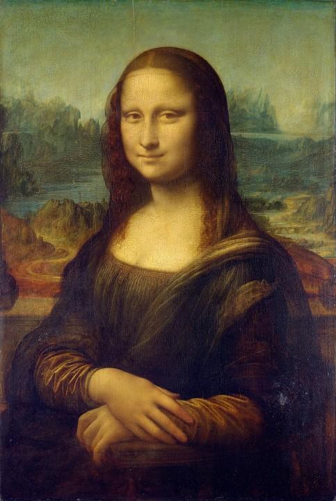 Bức họa Mona Lisa và sự thấm nhuần triết học biện chứng