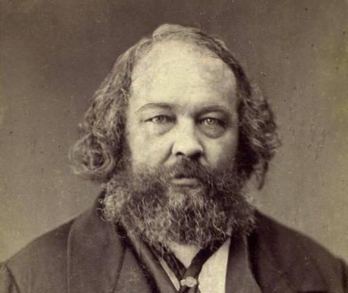 Marx versus Bakunin