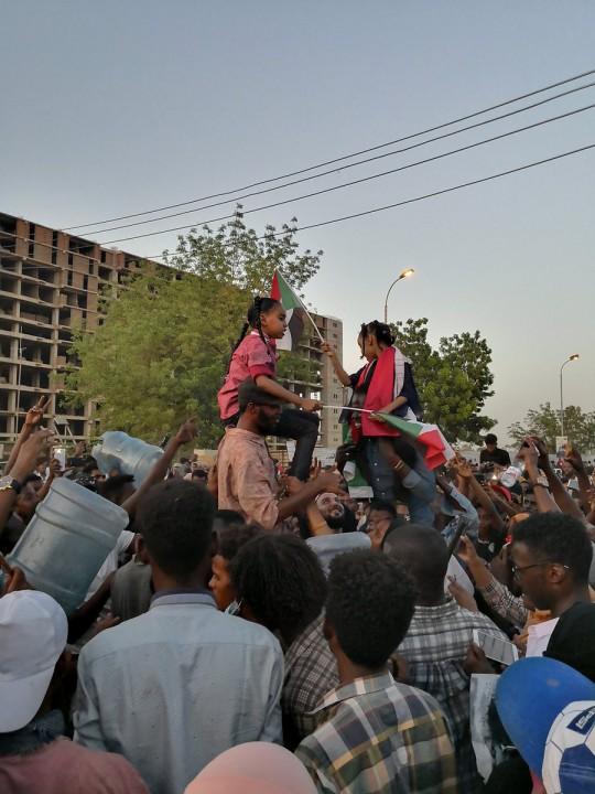 lana haroun sudanese children