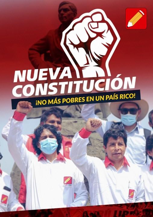 Nueva constitucion Image Vladimir Cerrón