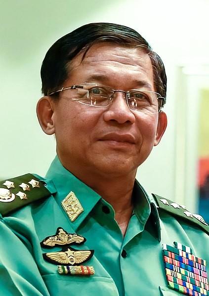 Senior General Min Aung Hlaing 2017 Image MARCELINO PASCUA