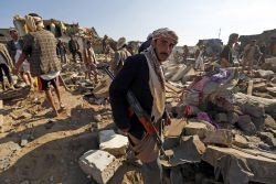 houthi-damages