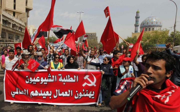 Iraqi communist party Image Libcom