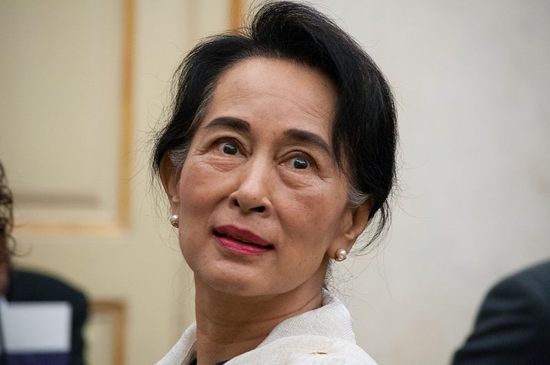 Myanmar: 'Saint' Aung San Suu Kyi and the hypocrisy of imperialism