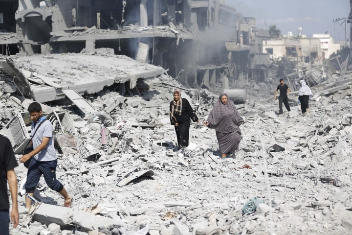 Gaza Image Oxfam