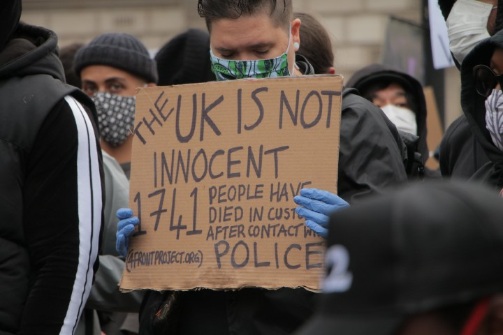 BLM protests 2 London 5