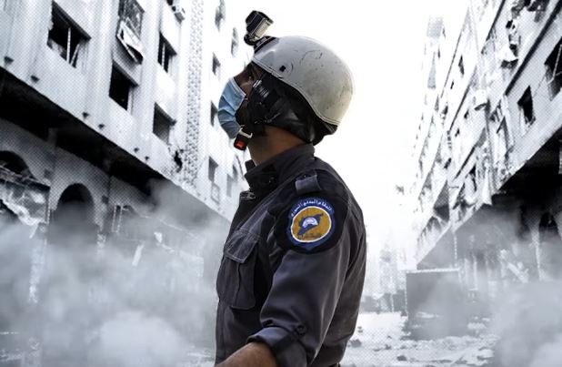 White Helmets Image fair use