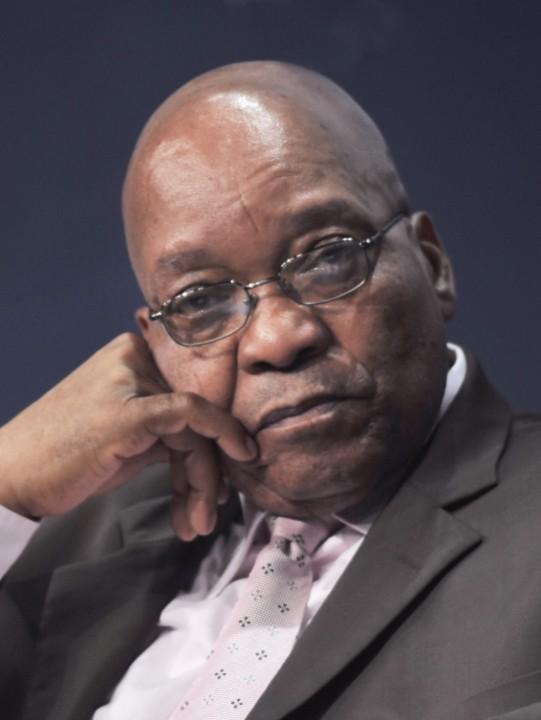 Jacob Zuma 2009 World Economic Forum on Africa 9 2