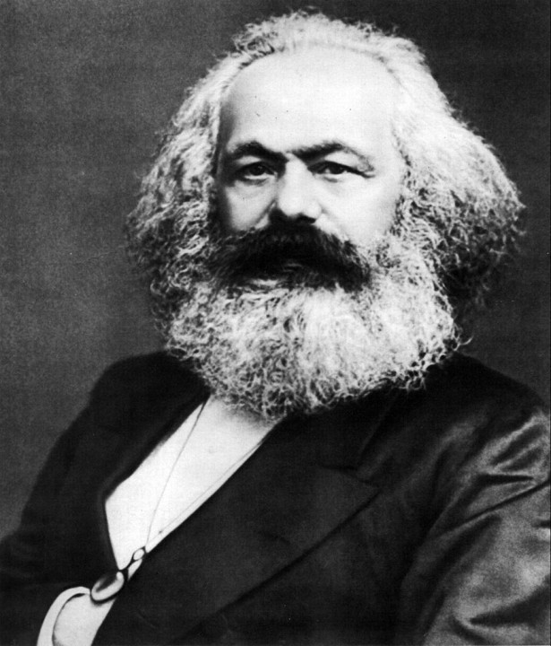 宗派主義者的做法與布爾什維克主義恰恰相反。他們沒有把馬克思主義理解為一種應用於生活現實的方法,而是把馬克思、恩格斯、列寧和托洛茨基的話當作聖旨,像聖經一樣被提及和重復,無論何時何地都適用,無論具體情況如何。 //圖片來源:公共領域