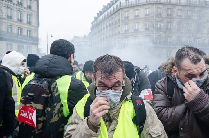 Yellow Vests Act 14 Image kriss toff