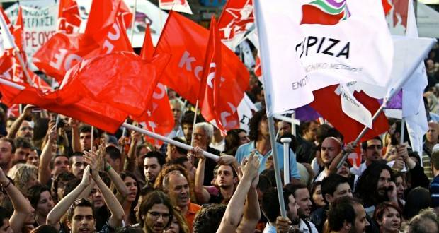Greece: Syriza must adopt radical socialist policies!