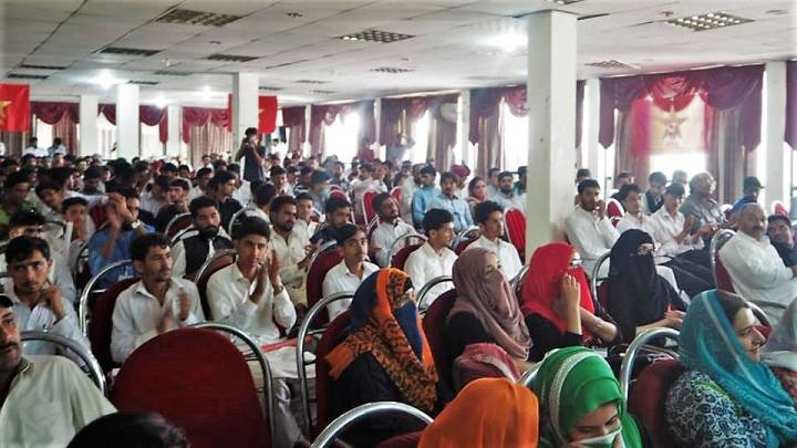 PYA convention in Kashmir