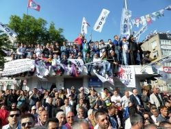 Peoples Democratic Party electoral rally 2015 HDP