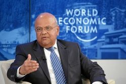 Pravin Gordhan - WEF www.flickr.com--photos--worldeconomicforum