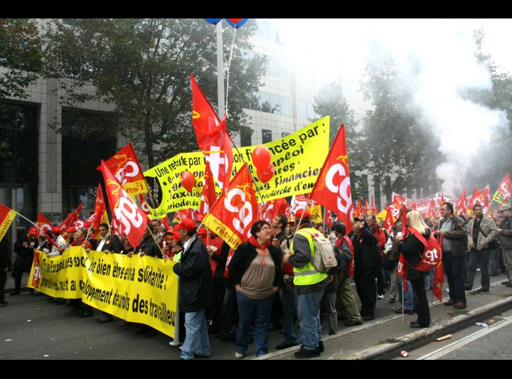 CGT, the French trade union confederation