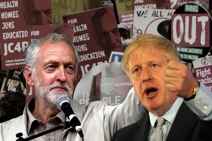 Corbyn Boris Image Socialist Appeal