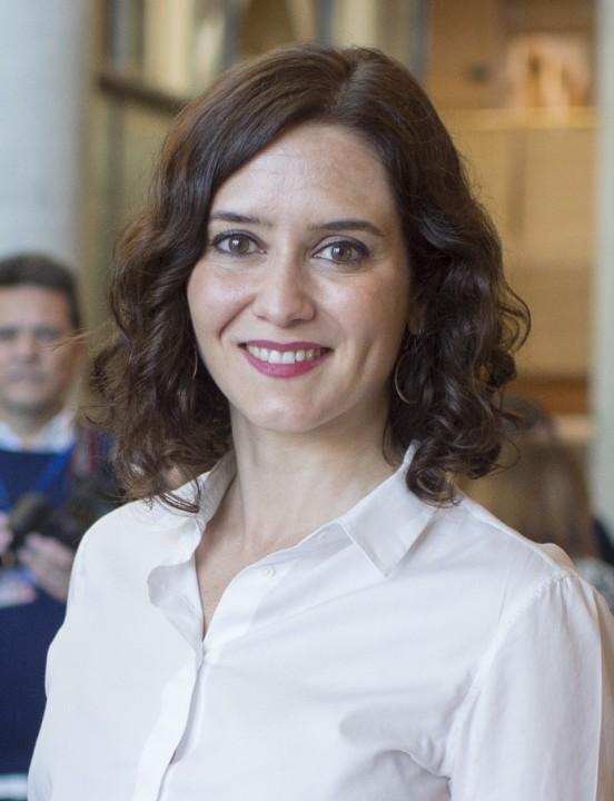 Isabel Díaz Ayuso Image PP Comunidad de Madrid