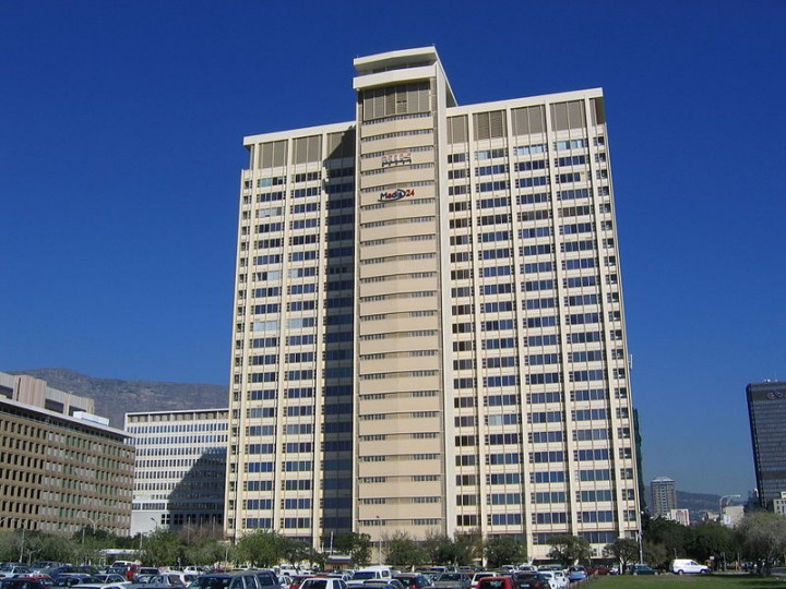 Naspers Building in Cape Town Image CC BY SA 2.5