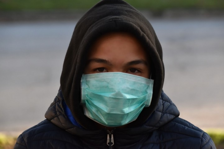 Coronavirus mask Image Pixinio