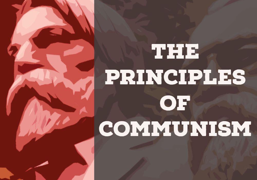 Classics] The Principles of Communism