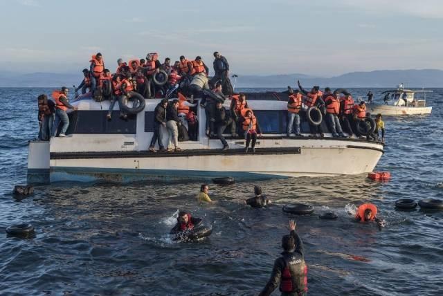 War on migrants Image public domain
