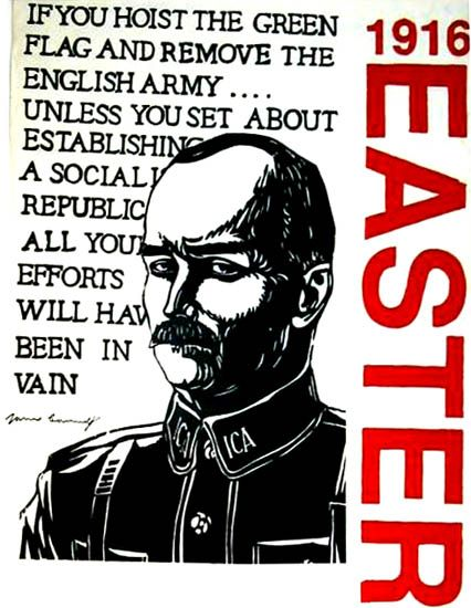 Poster of James Connolly