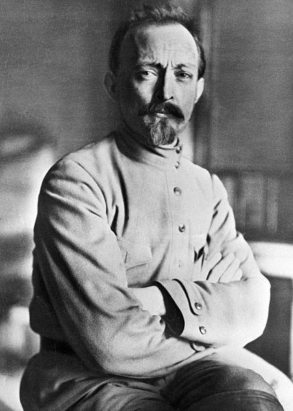 1918: năm đầu tiên của Cách mạng Nga (Phần II)
