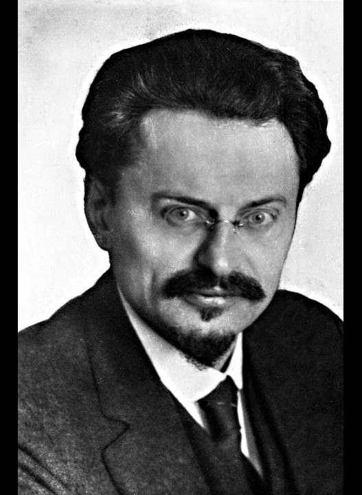 Leon Trotsky Bundesarchiv
