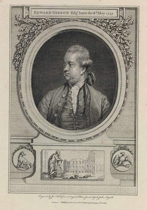 Edward Gibbon Image public domain