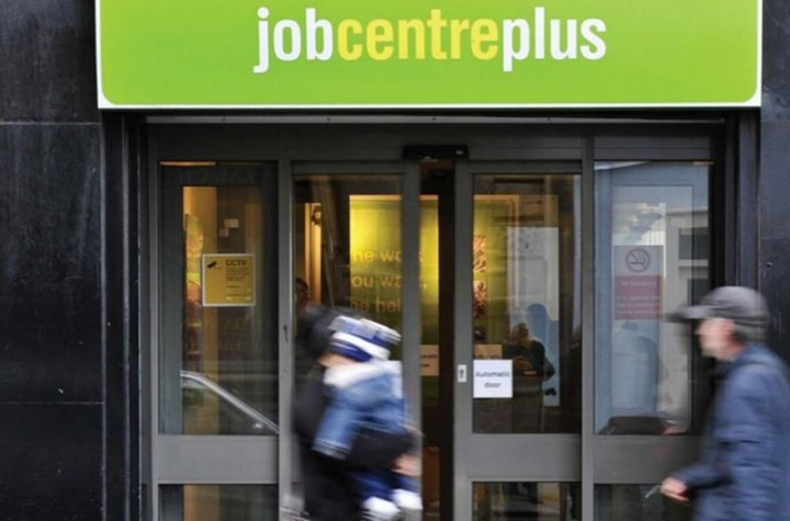 Jobcentre plus Image J J Ellison