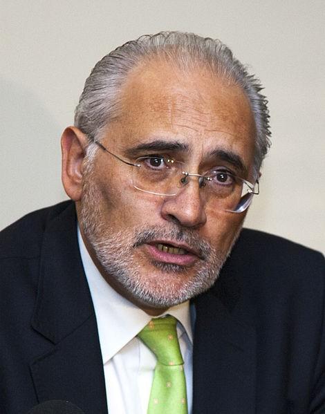 Carlos Mesa ex President of Bolivia Image Cancillería del Ecuador