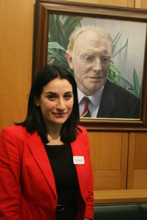 Luciana Berger Image Flickr Hot Grill