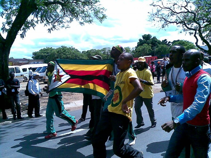 ZANU PF Youth League Image Hedman