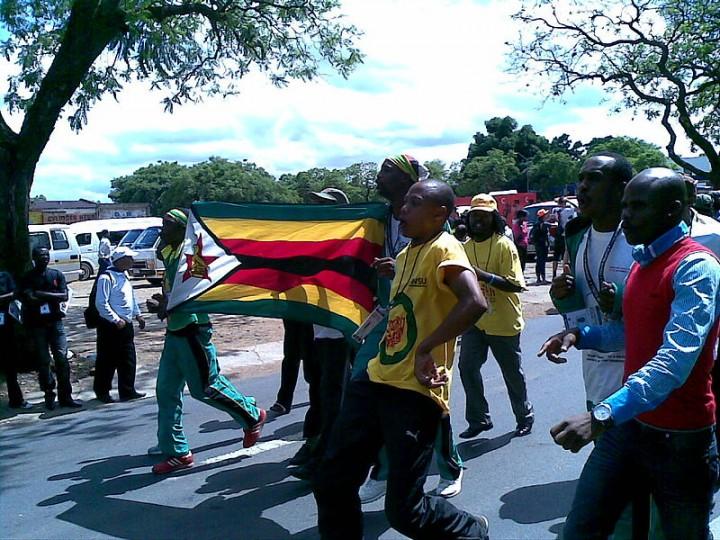 ZANU PF Youth League Image Hedman
