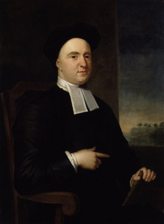 George Berkeley by John Smibert Image public domain