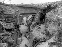 trenches-ww1