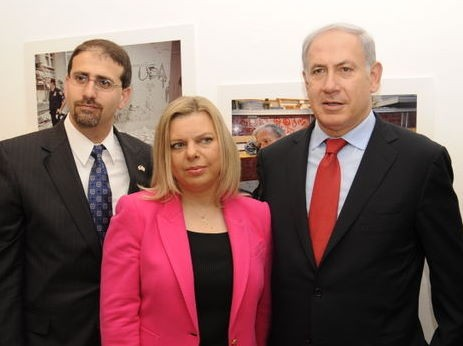 Sara Netanyahu has been described as Israels Marie Antoinette for recieving lavish gifts from political allies Image Flickr US Embassy