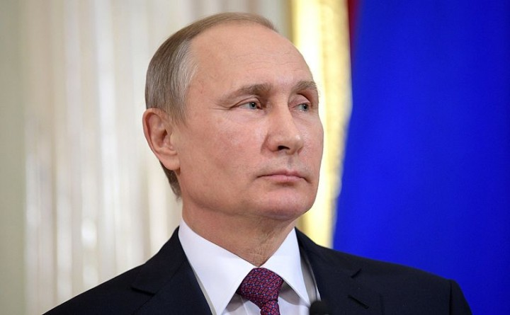 Putin Image Russian Presidential Press and Information Office