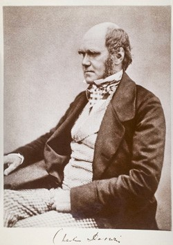 Charles Robert Darwin at the age of 51
