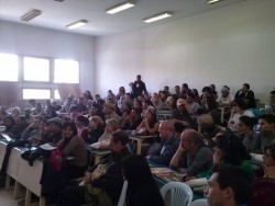 The meeting of the IMT was attended by 130 people