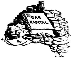 capital cartoon