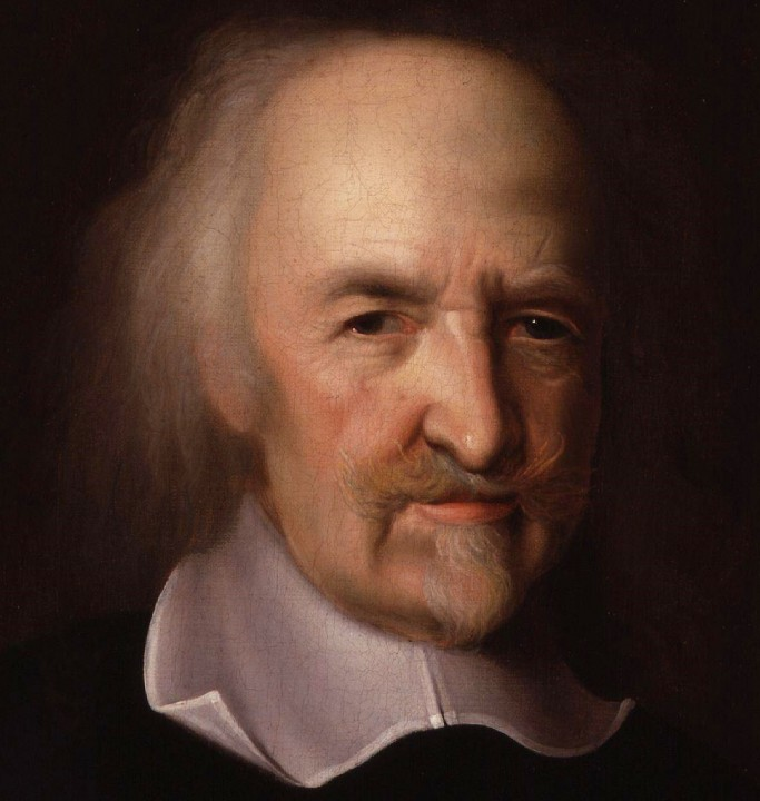 Thomas Hobbes portrait