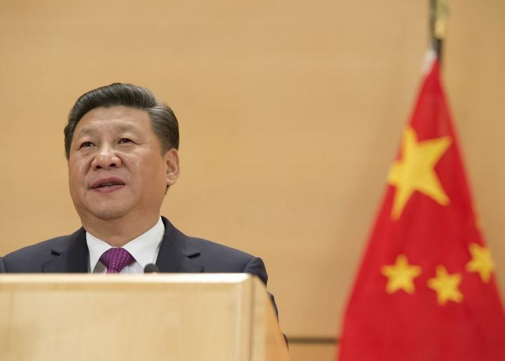 Xi Jinping Image UN Flickr